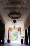 Hall de entrada magnífico en Marrakesh Marruecos Fotografía de archivo libre de regalías
