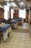 Hall de fragment de restaurant. Photos libres de droits