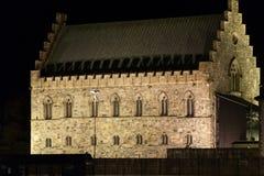 Hall de Haakon Images stock