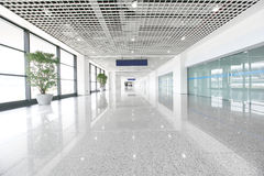 Hall de la construction d'affaires image libre de droits