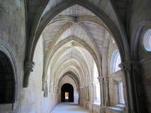Hall de monastère Image stock