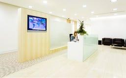 Hall de réception Photos libres de droits