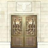 Hall de réception ou d'entrée Image libre de droits