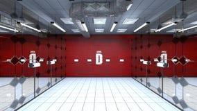 Hall de réception ou d'entrée Photographie stock