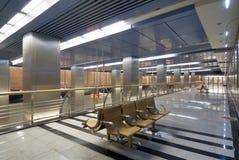 Hall de station de métro Images libres de droits