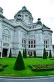 Hall de trône de samakhom d'Ananda Photo stock