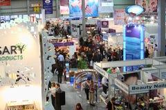 Hall der Ausstellung. Lizenzfreie Stockfotos