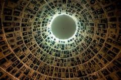 Hall des noms - Yad Vashem images stock