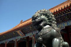 The Hall of Dispelling Clouds in the Summer Palace, Beijing, Chi Royalty Free Stock Image