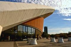 hall du congrès Photographie stock libre de droits