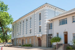 Hall of the Dutch Reformed Church, Noorder-Paarl Stock Photo