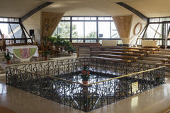 Hall för predikaner Royaltyfri Fotografi