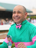 Hall of Fame Jockey Mike Smith Royalty Free Stock Photography