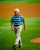Hall of Fame journalist Peter Gammons. Stock Photography