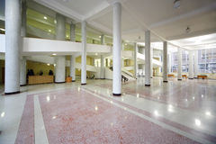Hall in Federal State Statistics Service Stock Image