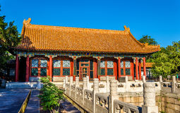 The Hall of Finest Jade at Summer Palace in Beijing. China Stock Images