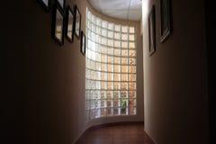 Hall foncé Photographie stock