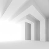 Hall futuriste Photo stock