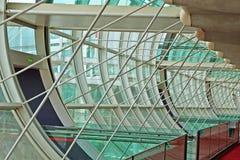 Hall futuriste moderne Photographie stock