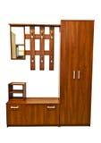 Hall garderob Arkivbilder