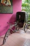 Hall Hotel Saint-Tropez em uma ilha tropical em Tailândia Foto de Stock