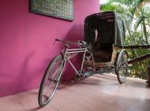 Hall Hotel Saint-Tropez em uma ilha tropical em Tailândia Imagens de Stock