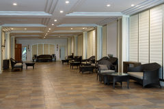 Hall hotel Stock Photography