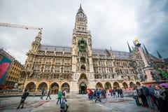Hall i Munich Royaltyfria Bilder