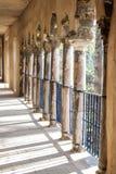 Hall im Alcazar von Sevilla Lizenzfreies Stockbild