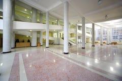 Hall im Bundesland-Statistik-Service Stockbild
