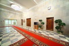 Hall im Gebäude von Zustand-Duma Lizenzfreies Stockbild
