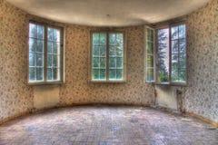Hall incurvé photographie stock libre de droits