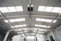 Hall industriel photographie stock libre de droits