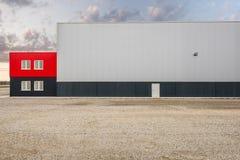 Hall industriel et commercial Image stock