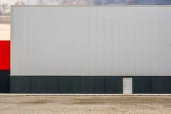 Hall industriel et commercial Photographie stock libre de droits