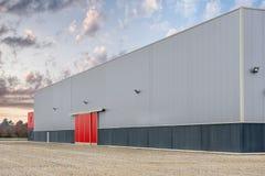 Hall industriel et commercial Image libre de droits