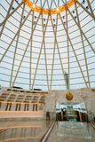 Hall inside dome of the Belarusian Museum Of The Great Patriotic Royalty Free Stock Photos