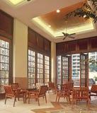 Hall interior Royalty Free Stock Image