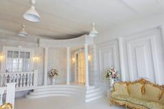 Hall interior Stock Image