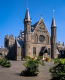 Ridderzaal at Binnenhof in The Hague Stock Photography