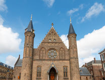 The Hall of Knights (Ridderzaal) in The Hague, Netherlands Stock Images