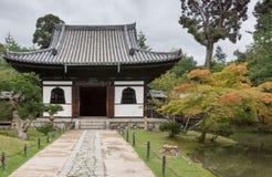 Hall at Kodai-ji Buddhist Temple. Stock Photography