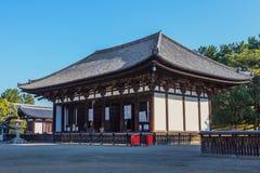A Hall at Kofukuji Temple in Nara Royalty Free Stock Photos