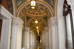 Hall, Library of Congress Stock Photo