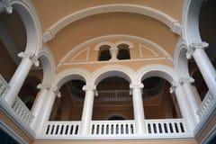 Hall in Matenadaran Royalty Free Stock Photos