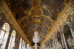 Hall of Mirrors Stock Image