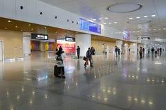Hall of new t4 terminal, amoy city, china Royalty Free Stock Photos