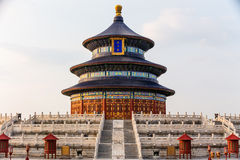 Hall of Prayer for Good Harvest, Temple of Heaven Royalty Free Stock Photos