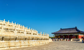 The Hall of Prayer for Good Harvests in Beijing Royalty Free Stock Images