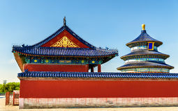 The Hall of Prayer for Good Harvests in Beijing Royalty Free Stock Image